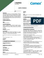 Comex - Ficha Tecnica - Velmar