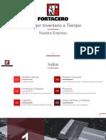Fortacero - El Mejor Inventario a Tiempo