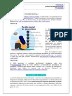 Tema Enem, Vestibulares, Atualidades - Saúde Mental Em Tempos de Pandemia