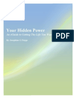 Your Hidden Power