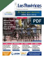 Portada 9 de Febrero 2021 Diario Las Américas
