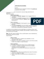 Capitulo1 - El Concepto y el Metodo en Economia