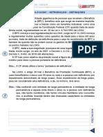 resumo-ravan-leao_-decreto-6-214-2007-aula-1-decreto-6-214-2007-introducao-definicoes