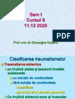 9.Curs 9-Sem 2 Leziuni traumatice CSC