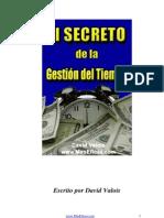 EL SECRETO DE LA GESTION DE TIEMPO