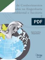Base de Conhecimentos Gerados Na Eng Ambiental e Sanitaria - Vol 02
