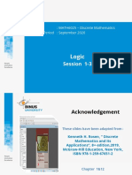 PPT - Logic-Session 1-3 New