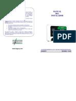 Manual.Instalador.HR-8000 HAGROY