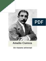 Biografía de Amalio Cuenca por Mariano Gomez de Caso Estrada