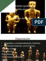 EL TESORO QUIMBAYA