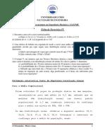 FICHA DE EXERCICIO 4 PME