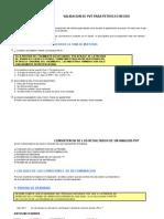 VALIDACION DE PVT PARA PETROLEO NEGRO