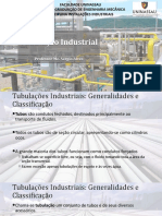 Aula 01 - Tubulação Industrial