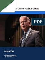 Biden's Dis-Unity Task Force