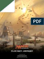 D&D 5E - Viagem Planar - Amonkhet - Biblioteca do Duque