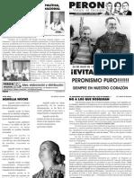 Perón vence al tiempo 15