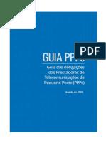 Guia das Obrigações das PPPs