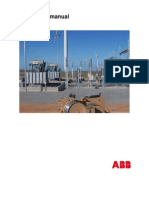 ABB Transformer Installation manual