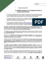 PAE - Boletín Prensa 006