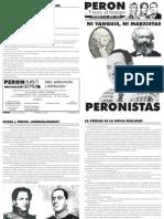 Perón vence al tiempo 22