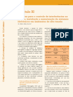 TÉC. PARA CONTOLE DE INTEFERENCIAS ELETROMAGNÉTICAS - CAP. XI - REV. SETOR ELÉTRICO