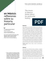C-La Musica en Mexico