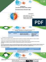 Paso 5 - Realizar sustentación de proyecto MDL