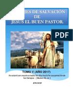 Enoc de Colombia- Mensajes de Salvacion de Jesús el buen Pastor Tomo V