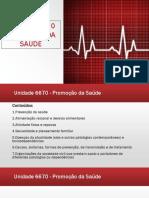 PPT 6670 Promoção Da Saúde 1ª Parte
