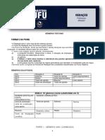 Redação Magaly UFU GÊNEROS 2020