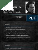 Aula Livros - O vendedor de Passados, José Eduardo Agualusa