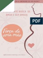 E-book Força de Uma Mãe