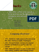 starbucks organizational analysis Swot analysis for starbuck's internal organizational analysis see if the starbucks of course has a swot analysis and below is there example:.