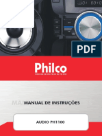 MANUAL MINI SYSTEM PH1100