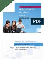 MTA 98-361-Conceitos Básicos de Desenvolvimento de Software