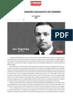 Documento-52-LEV-VYGOTSKY-A-TRANSFORMAÇÃO-SOCIALISTA-DO-HOMEM