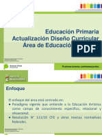 PP EDUCACIÓN ARTISTICA