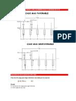 Diseño de Puentes con Vigas de HºA Estribo 8 m