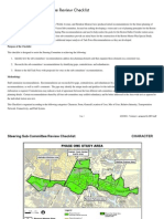 Reston TF Steering Comm Checklist 02-23-2011 Version4