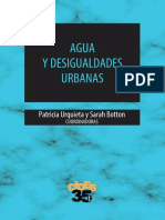 Agua y Desigualdades Urbanas