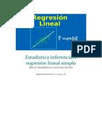 Estadistica inferencial 1 regresion lineal simple