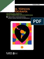 Figuras Del Espacio en La Literatura Latinoamericana