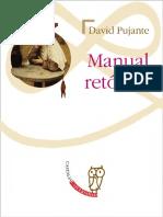 Pujante David - Manual de Retorica