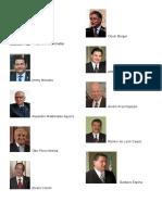 13 presidentes de guatemala
