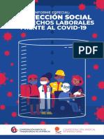 Informe COVID 19 y Economia informal 2021