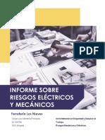 Informe de riesgos electricos