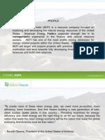 AEFI Investor Presentation