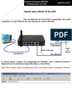 DIR-600_Procedimentos_para_Configuracao_de_ LAN
