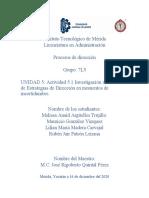Actividad 5.2 Implementar un Modelo de Estrategias de Dirección_GONZALEZ_MAURICIO