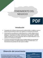 GRUPO 4 ENTENDIMIENTO DE NEGOCIO Y RIESGO DE AUDITORÍA FINAL (1)